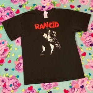 9f3a69e9 Shirts | Vintage Rancid Punk Rock T Shirt Tim Armstrong M | Poshmark